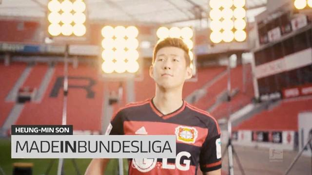 Berita video kisah singkat perjalanan Son Heung-min dari Bundesliga hingga bersinar di Tottenham Hotspur. This video presented by BallBall.