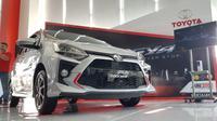 New Toyota Agya menyapa Jawa Timur. (Dian Kurniawan / Liputan6.com)