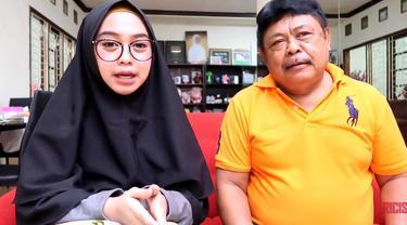 7 Momen Kenangan Oki Setiana Dewi dan Ria Ricis Bersama Sang Ayah Sebelum Meninggal
