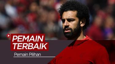 Berita video 11 pemain terbaik pada Premier League musim ini menurut situs WhoScored.