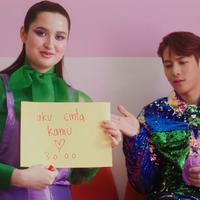 Stephanie Poetri dan Jackson Wang berduet di I Love You 3000 II, seperti apa chemistry mereka?