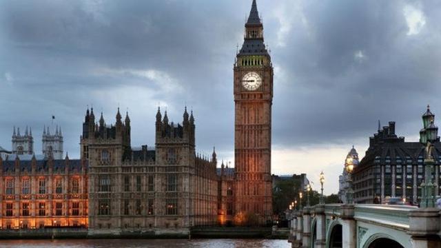 Kota London, Inggris