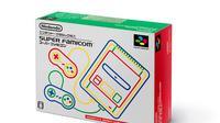 SNES Classic Edition versi Jepang hadir dengan 5 juudul gim eksklusif. (Doc: The Verge)