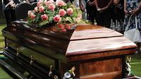Ilustrasi pemakaman (iStock)
