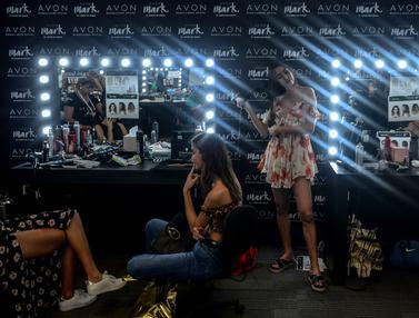 Para Model Seksi di Colombia Fashion Week