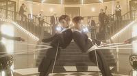 TVXQ merajai tangga lagu ternama Jepang Oricon selama berturut-turut.