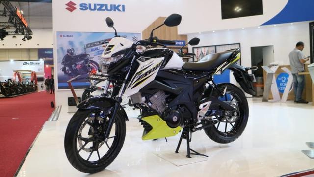 Mau Tahu Perbedaan Suzuki Gsx150 Bandit Dan Gsx S150 Cek Di Sini