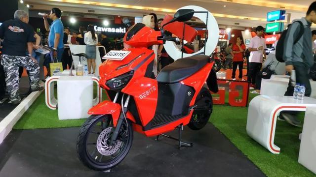 Belum Ada Dealer Motor Listrik Gesits Dijual Secara Daring Otomotif Liputan6 Com