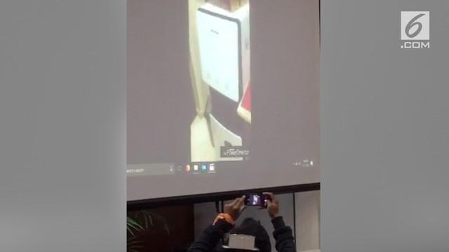 KPK merilis video kemewahan penjara di Lembaga Pemasyarakatan Sukamiskin, Bandung.