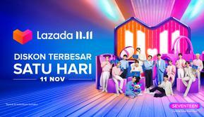 Lazada, platform eCommerce terkemuka di Asia Tenggara, menghadirkan mega bintang K-pop terkemuka.