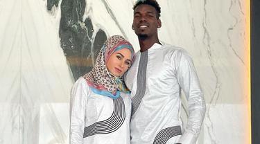 Paul Pogba - Maria Zulay Salaues - Idul Adha