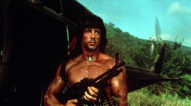 Sylvester Stallone Berencana Sutradarai Rambo 5