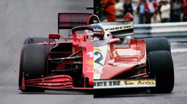 Berikut 5 momen yang mengubah balap mobil Formula One. (Foto Kolase: AFP)