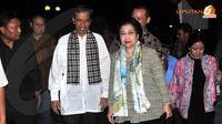 Presiden Joko Widodo dan Ketua Umum PDIP Megawati Soekarnoputri (Liputan6.com)