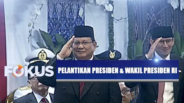 Jokowi menyebut Prabowo dan Sandiaga sebagai sahabat.