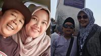 Adul dan Istri (Sumber: Instagram/adulsamson2015)