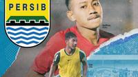 Persib Bandung - Gian Zola dan Beckham Putra (Bola.com/Adreanus Titus)