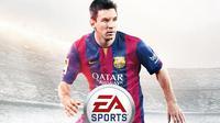 FIFA 15 cover (softpedia.com)