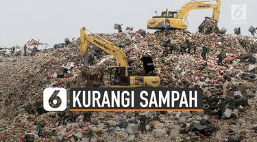 Kementerian Lingkungan Hidup dan Kehutanan (KLHK) memprediksi akan ada timbunan sampah sebesar 71,3 juta ton pada 2025 di Indonesia.