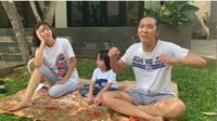 Halaman Belakang Rumah Bimbim Slank. foto: Yiutube ;Alz Family'