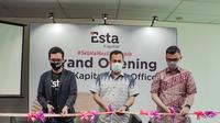 Perusahaan fintech pinjaman online Esta Kapital pindah kantor