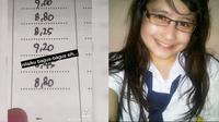 Pamer Nilai Bagus saat Jadi Murid, Ini 6 Foto Prilly Latuconsina saat Sekolah (sumber: Instagram/prillylatuconsina96)