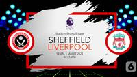 Sheffield United vs Liverpool (liputan6.com/Abdillah)