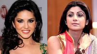 Menurut Shilpa Shetty, kontroversi mengenai iklan kondom yang dibintangi Sunny Leone adalah hal yang konyol.