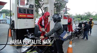 Masyarakat menanggapi kenaikan harga Pertalite sebesar Rp 200 per liter dengan beragam. Ada yang pasrah, ada juga yang mencoba mencari alternatif lain.