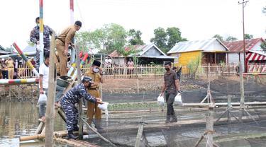 Kawasan 15 Ulu Palembang Jadi Kampung Bahari Nusantara Pertama di Sumsel