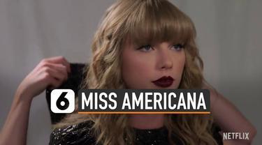 Netflix resmi rilis trailer dokumenter Miss Americana pada Kamis (23/1/2020) sebagai pembuka Sundance Film Festival.