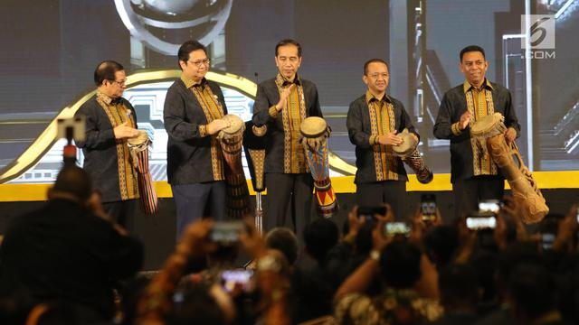 Permintaan HIPMI ke Jokowi: Menteri Baru Harus Pro Pengusaha