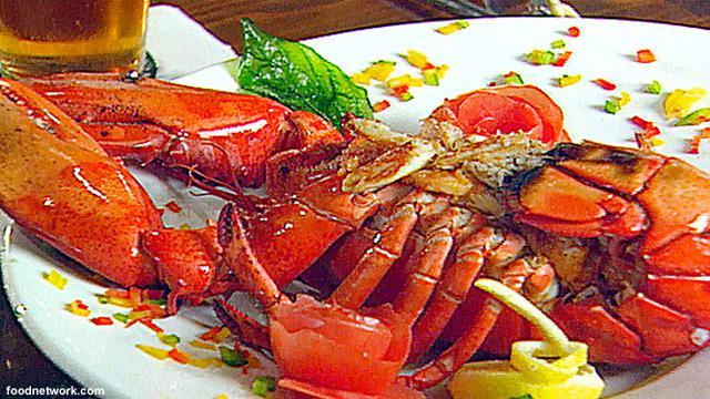 Lobster Makanan Mewah Yang Mengandung Vitamin Dan Mineral