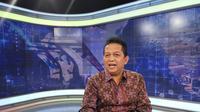 Ketua KEIN Soetrisno Bachir saat berkunjung ke Kantor Liputan6. (Foto: Nurseffi)