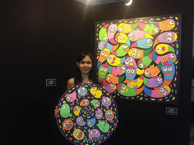 Hana adalah penderita Bipolar yang justru bisa bangkit dan berkarya/copyright vemale.com/Anisha SP