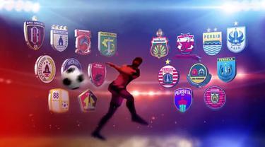 Berita Video 23 Hari Lagi! Shopee Liga 1 2020 Kembali Tayang di Indosiar, O Channel dan Vidio
