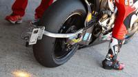 Ban Michelin akan dipakai semua pebalap pada MotoGP 2016. (MotoGP)