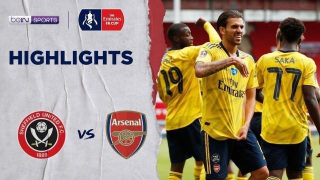 Berita video flashback jelang semifinal Piala FA, Arsenal menang pada partai perempat final berkat gol injury time Dani Ceballos.