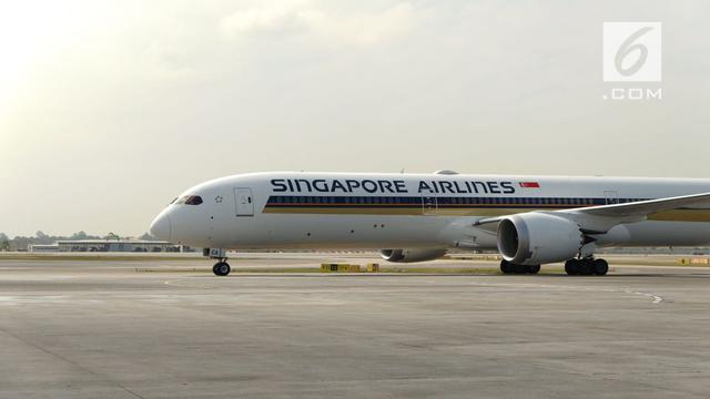 Positif Konsumsi Alkohol, Pilot Maskapai Singapura Dicegah Terbang