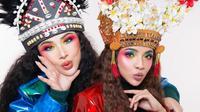 Titi DJ meluncurkan single terbarunya bersama Sara Fajira dan Eka Gustiwana