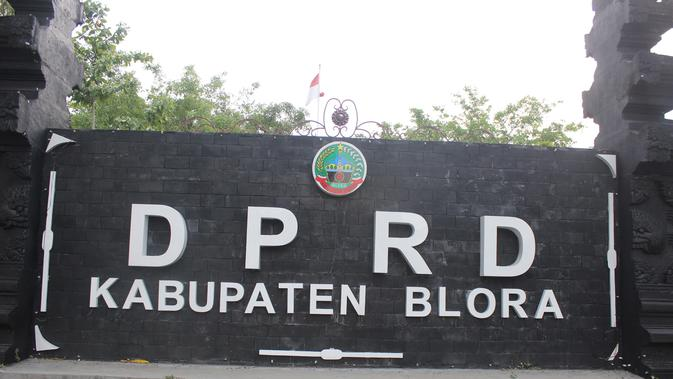 DPRD Kabupaten Blora (Ahmad Adirin/Liputan6.com)