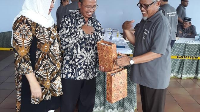 Duta besar Indonesia untuk Suriname merangkap Guyana, Julang Pujianto. (PPLN Suriname)