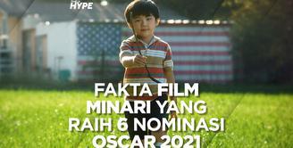 Mengikuti jejak kesuksesan Parasite, film Minari berhasil masuk nominasi Oscar 2021!Cek fakta menariknya di video di atas!
