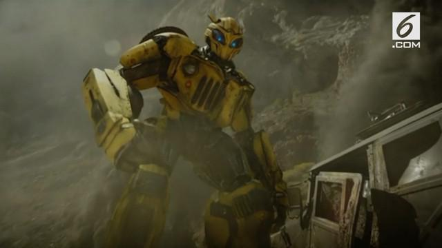 Paramount Pictures akhirnya merilis trailer pertama film Bumblebee.