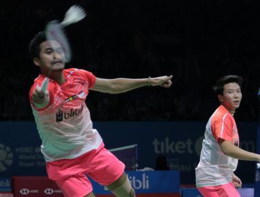 Tontowi Ahmad, Liliyana Natsir, Indonesia Open 2018