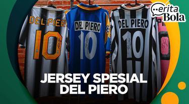 Berita video CERITA BOLA kali ini membahas kisah dari salah satu fans Juventus, Andar Sofia, yang punya jersey spesial Alessandro Del Piero dan saham di I Bianconeri.