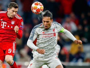 Liverpool vs Bayern Munchen