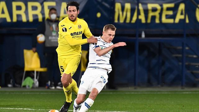 Gelandang Villarreal, Dani Parejo.