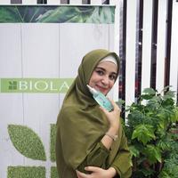 Treatment Cool Therapy+++menjadi hadiah dari Biolage Indonesia agar dapat membantu mengembalikan kekuatan diri dan semangat para perempuan Indonesia.