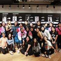 Nike Stronger With Support di Hari Perempuan Internasional beberapa waktu lalu.